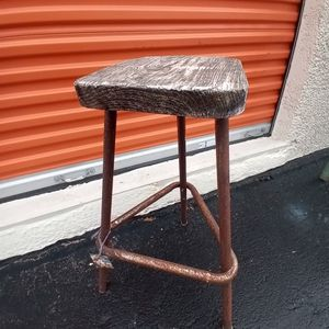 Rustic Bar Stool for Sale in Austin, TX