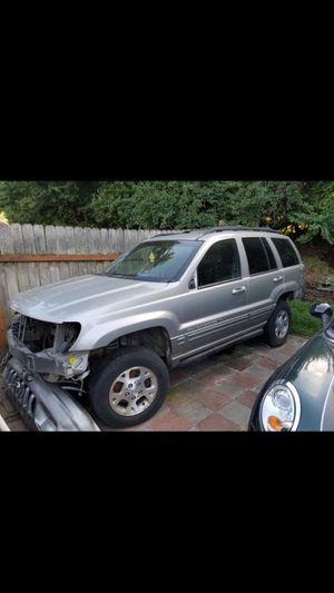 2000 Grand Cherokee Limited for Sale in Auburn, WA