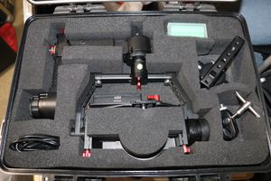 CAME-TV Mini-3 Gimbal Stabilizer A7S A7S2 GH4 GH5 for Sale in Santa Ana, CA