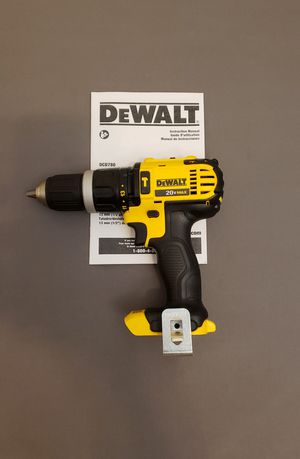 New Hammer Drill Dewalt 20V 2 Speed ONLY TOOL FIRM PRICE for Sale in Woodbridge, VA