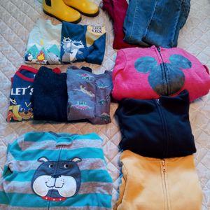 Boy's 5t Clothes & 11c Rain Boots for Sale in Richmond, CA