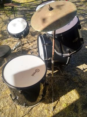 Gammon percussion drums full set for Sale in Stantonsburg, NC