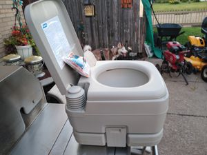 Camper toilet for Sale in Lorain, OH