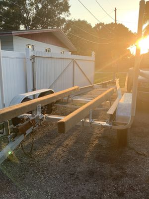 "Boat trailer 22-24"" for Sale in St. Petersburg, FL"