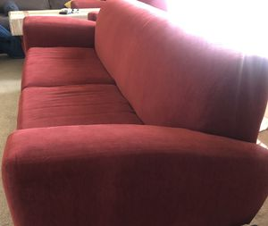 Red Couch and Chair for Sale in San Jose, CA