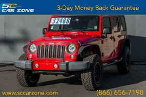 2018 Jeep Wrangler JK Unlimited for Sale in Costa Mesa, CA