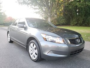 2009 Honda accord EX-L AUTOMATIC 4CYL very clean LOW MILES sport for Sale in Portland, OR