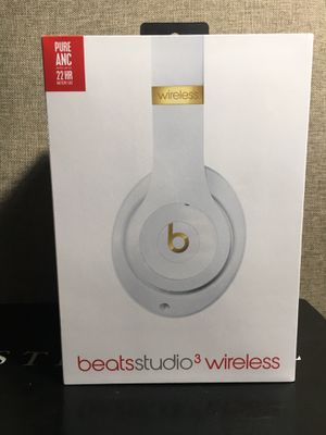 New Beats Studio3 Wireless for Sale in Seattle, WA