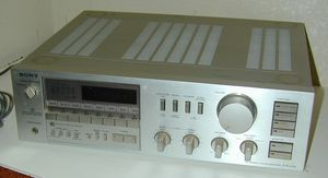 Sony STR-V55 FM Stereo/FM-AM Receiver for Sale in Poway, CA