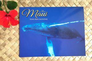 MAUI HAWAII ISLAND 2020 Wall Calendar Hawaiian Tropical Beach Ocean for Sale in Kailua-Kona, HI