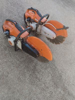 Stihl Concrete Saw 420 for Sale in Decatur, GA
