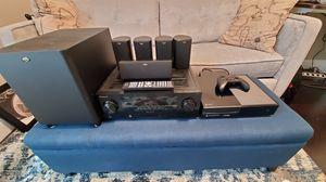 5.1 media-gaming complete set up for Sale in Bradenton, FL