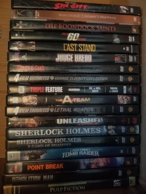 Action movies for Sale in Manteca, CA