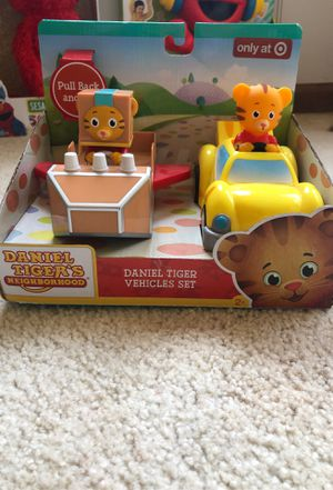 Daniel tiger toy for Sale in Blue Springs, MO