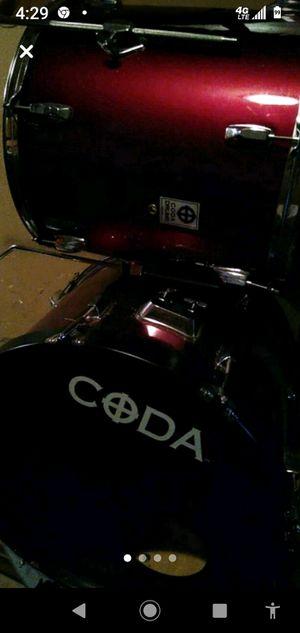 Coda drum set for Sale in Philadelphia, PA