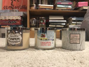 Bath and body works candles for Sale in Alexandria, VA