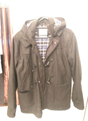 Men's winter wool parka jacket for Sale in Ontario, CA