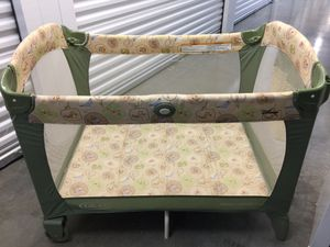 Graco Pack N Play with wheels for Sale in Bellevue, WA