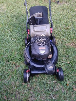 Lawnmower lawn mower craftsman platinum start right up 7.0hp front wheel drive self propelled. for Sale in Pembroke Pines, FL