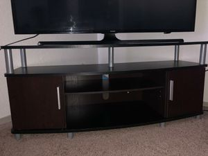 Samsung 48 inch led smart HDTV and Tv stand for Sale in Irving, TX