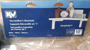 Decorative L-brackets for Sale in Evesham Township, NJ