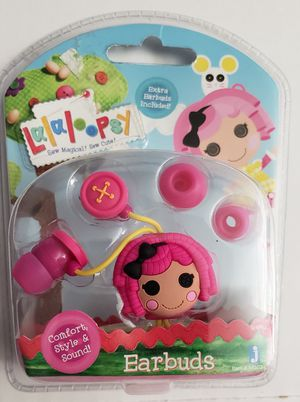 Lalaloopsy Ear buds for Sale in Brandon, FL