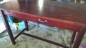 Wooden secretary desk for Sale in San Antonio, TX