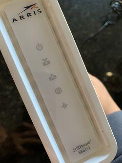 Motorola SB6141 cable modem for Sale in Yucaipa,  CA