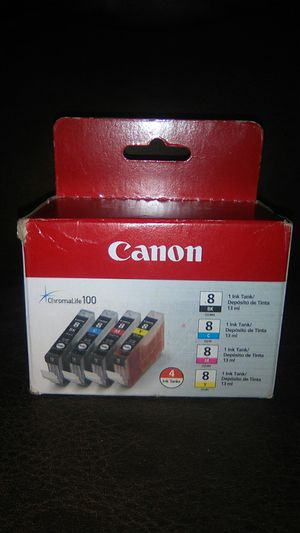 Canon CLI-8 Ink Cartridges for Sale in Chilhowie, VA
