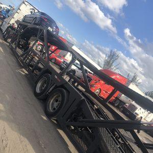 car hauler car carrier for Sale in Miami, FL