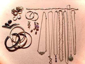 Silver Jewelry for Sale in Renton, WA
