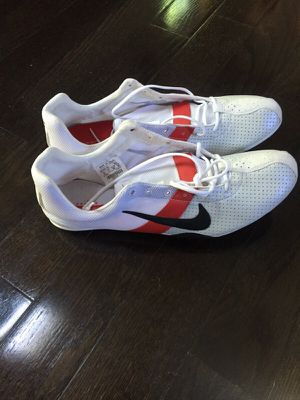 Mens Bowerman Series Track Spikes, Mens US 12. for Sale in Cleveland, OH