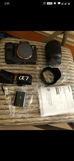 Sony A7 III brand new... for Sale in Dublin, CA