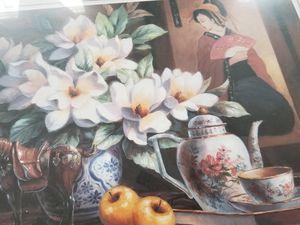 Japanese geisha wall art for Sale in Chesapeake, VA