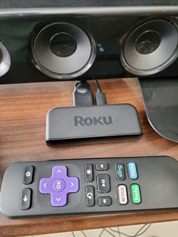 Roku Express+ Plus HD 1080P HDMI