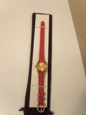 Leather watch for Sale in Fort Worth, TX