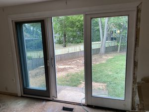 3 Panel Sliding Door for Sale in Burke, VA