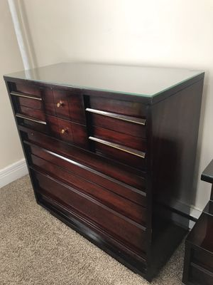 Full size set furniture, used in good conditions. for Sale in West Springfield, MA
