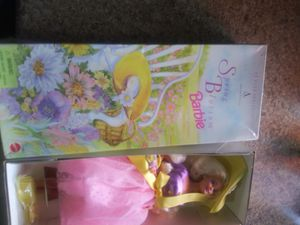Spring Blossom. Special edition. barbie for Sale in St. Louis, MO
