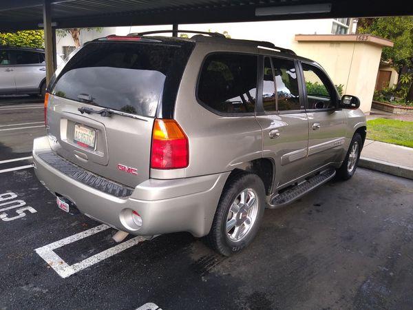 2003 GMC ENVOY SLT TITULO LIMPIO