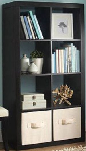 New!! 8 Cube Organizer,Storage Unit , Bookcase,Shelf Unit for Sale in Phoenix, AZ