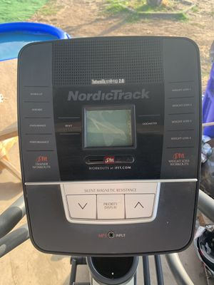 Elliptical NordicTrack for Sale in San Diego, CA
