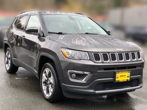 2019 Jeep Compass for Sale in Kirkland, WA
