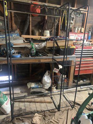 Metal closet frame for Sale in Riverside, CA