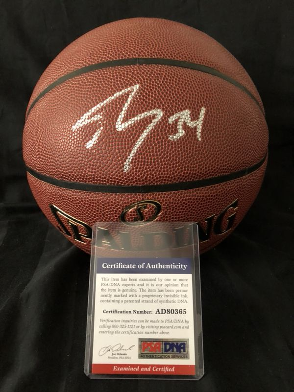 f3113b85dd6 Shaquille O'Neal Autograph | Signed NBA Basketball Los Angeles Lakers  PSA/DNA COA