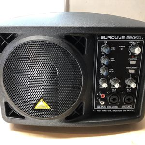 Behringer Eurolive B205D 150-watt Active PA / Monitor Speaker for Sale in Issaquah, WA