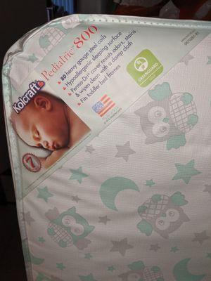 Kolcraft baby crib or toddler bed mattress for Sale in Las Vegas, NV