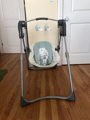 Portable Baby Swing for Sale in Daly City, CA