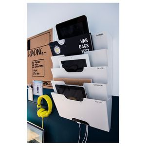 2 x Wall Magazine Racks for Sale in Los Angeles, CA