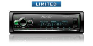PIONEER MVH-S522BS Digital Media Receiver AUX USB EQ Bluetooth iPhone Android for Sale in Stanton, CA